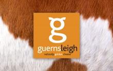 Logo for Geurnsleigh, naturally Golden Cheese